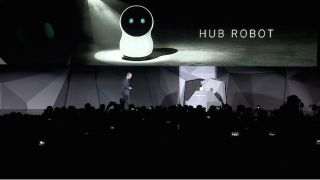 LG's robot assistant is straight out of Wall-E, but you probably don