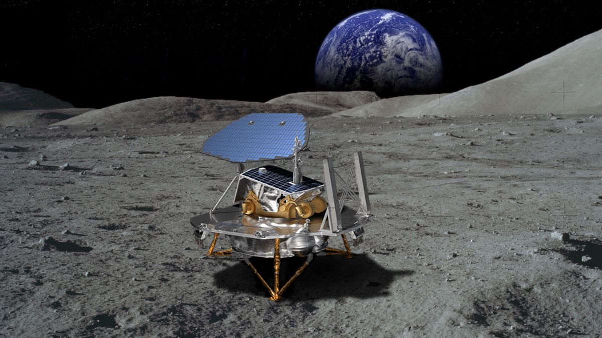 Why a physicist wants to build a particle collider on the moon