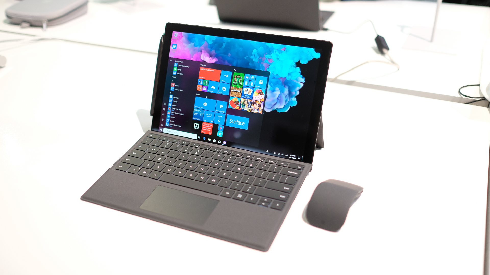 surface pro 6 vs surface pro 2017 is it a worthy upgrade. Black Bedroom Furniture Sets. Home Design Ideas