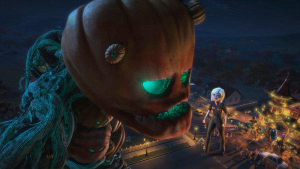 Monsters Vs. Aliens: Mutant Pumpkins From Outer Space Preview #9907
