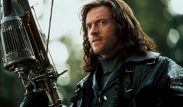 Van Helsing Hugh Jackman crossbow action