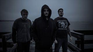 Nails band promo photo