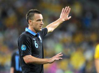 Soccer – UEFA Euro 2012 – Group D – Sweden v England – NSC Olimpiyskiy