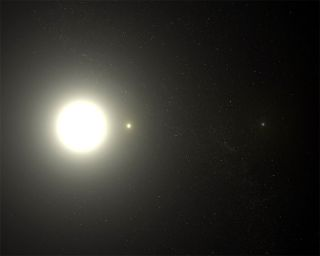 North Star's Unseen Companion Photographed