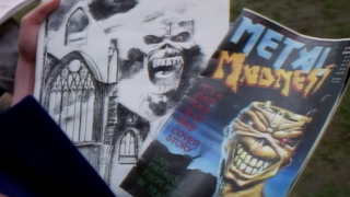 Iron Maiden's Can I Play With Madness video