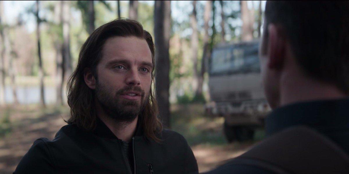 Sebastian Stan - Avengers: Endgame
