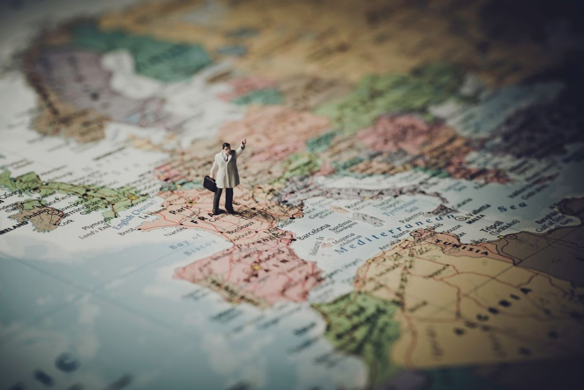 Tips for reallocating travel budget into technology that'll close personal gaps