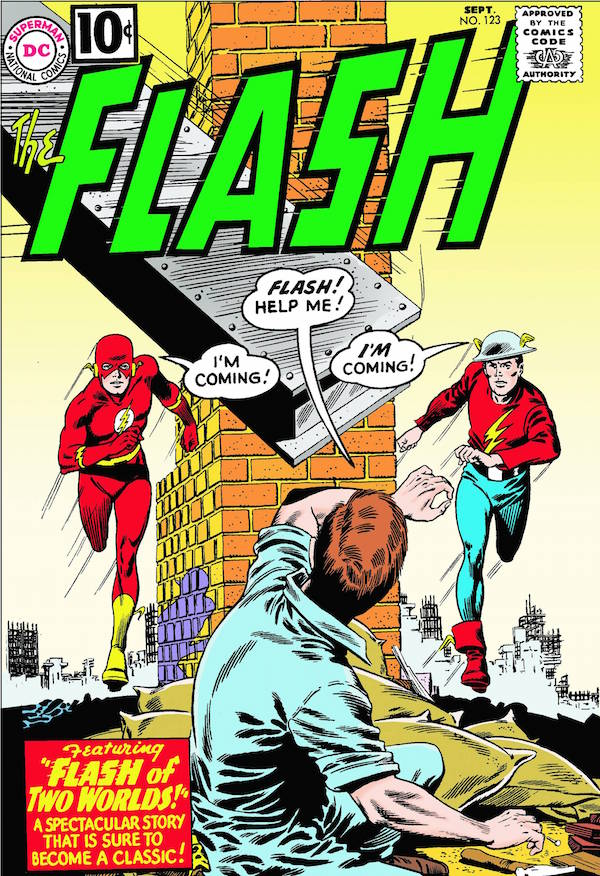 Flash Two Worlds