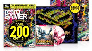 An image of Retro Gamer Magazine