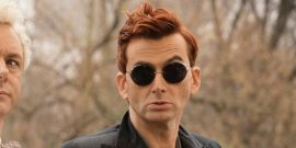The Story Behind Good Omens And All The Queen References