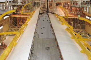 Shuttle Discovery to Leave Hangar Early