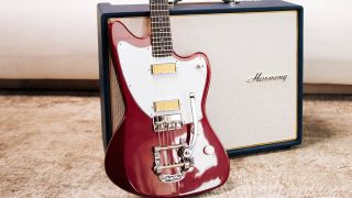 Harmony Silhouette Bigsby
