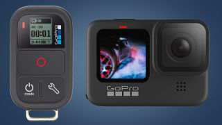 GoPro Hero 9 Black smart remote