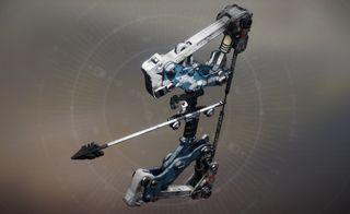 Leviathan's Breath Destiny 2 Make Bows, Not War