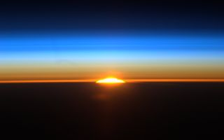Sunrise Over Buenos Aires