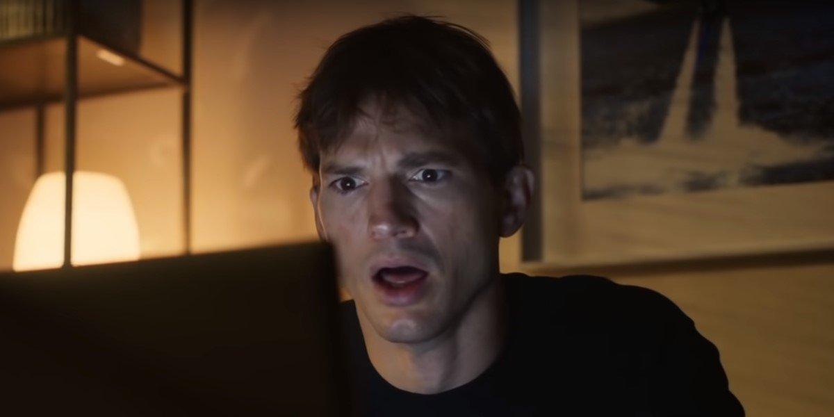 ashton kutcher in super bowl cheetos commercial