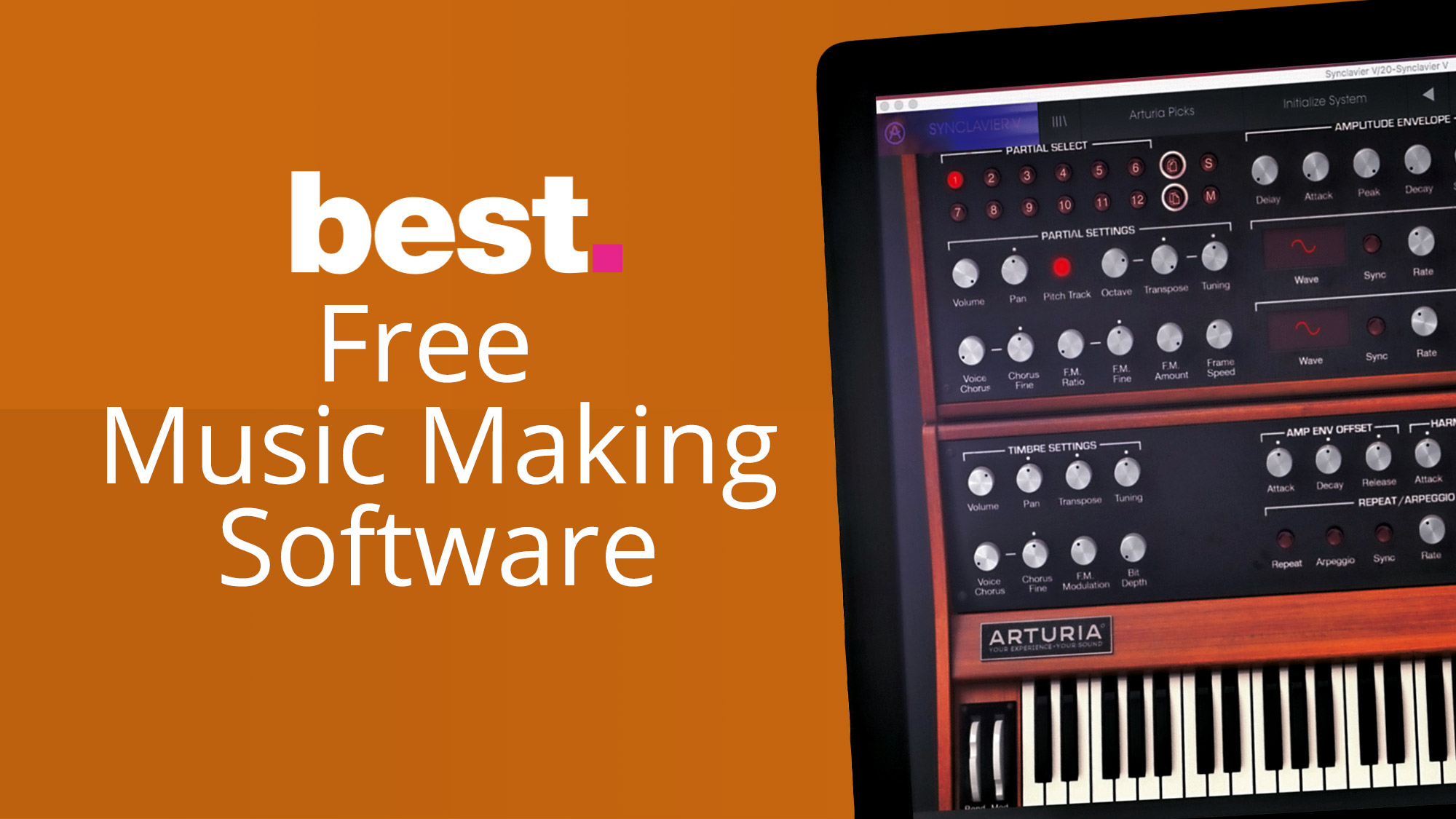 The Best Free Music Making Software 2020 Techradar