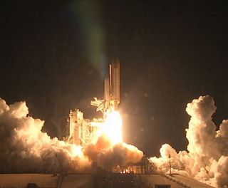 Space Shuttle Endeavour Soars in Predawn Launch