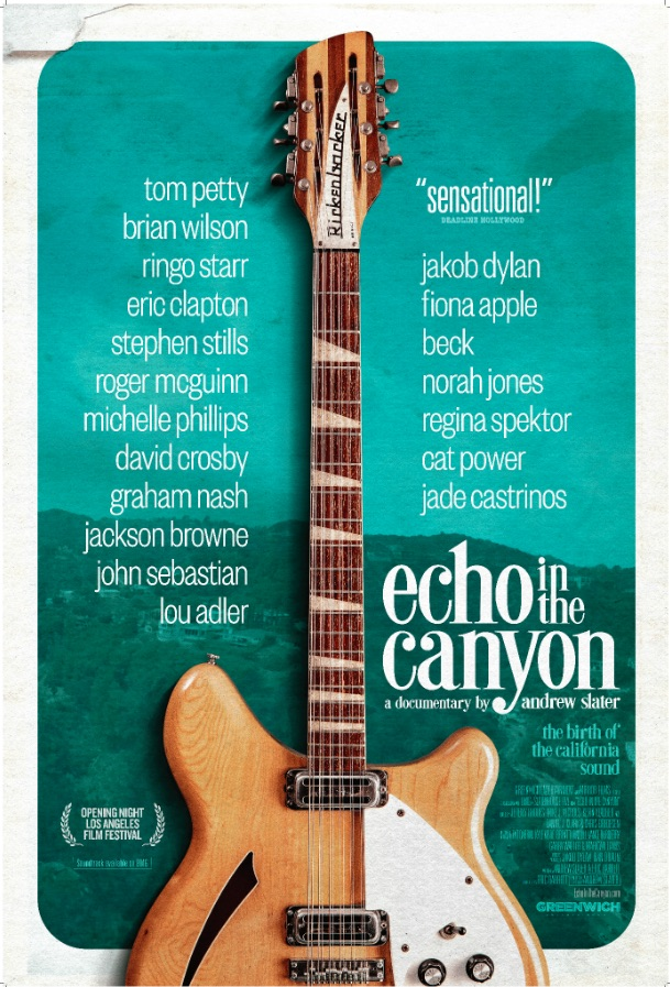 Watch Tom Petty, Eric Clapton and More Talk Laurel Canyon Music Scene in 'Echo in the Canyon' Trailer