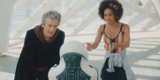 Pearl Mackie Doctor Who Chris Chibnall Peter Capaldi Season 10 BBC