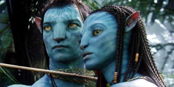 jake as na'vi with neytiri avatar