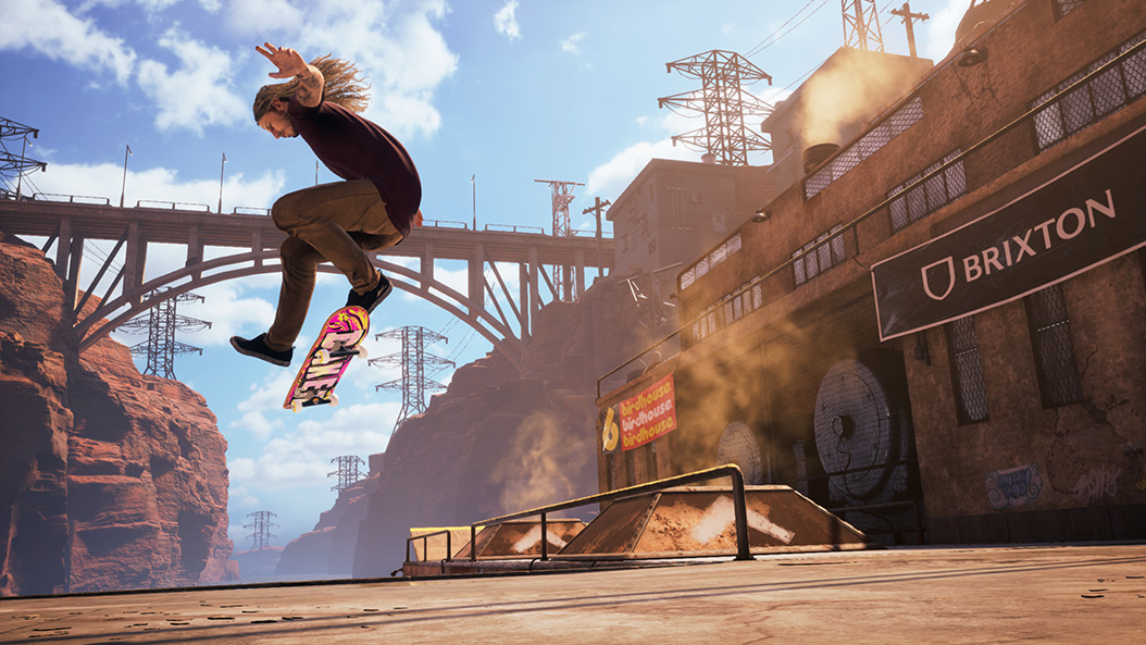 Tony Hawk S Pro Skater 1 2 Review Pc Gamer