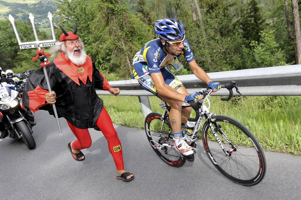 Six best Halloween costumes for cyclists