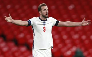 Harry Kane has yet to score for England at Euro 2020.