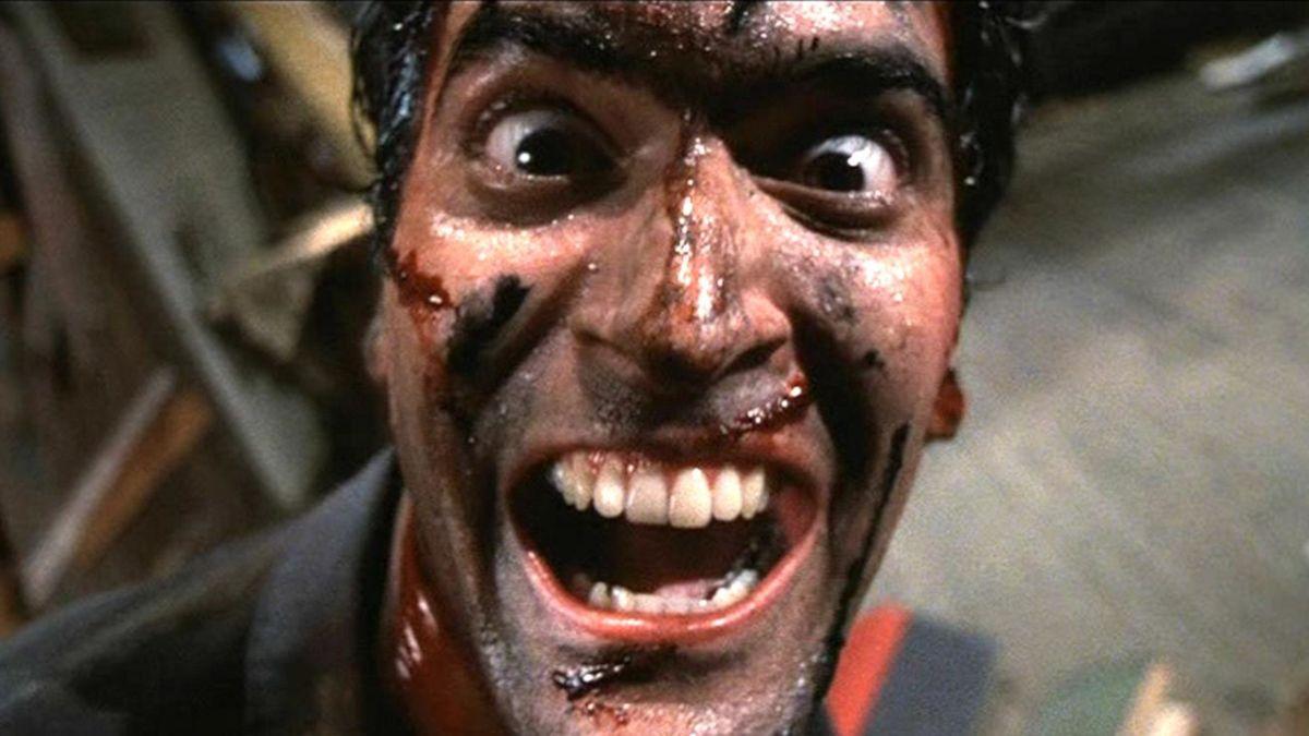 Win a 4k Blu-ray of Evil Dead 2