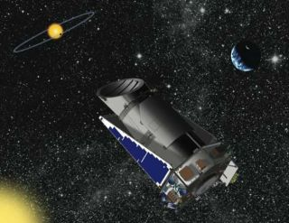 Kepler Spacecraft to Hunt Earth-Like Worlds