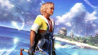 Final Fantasy X Switch