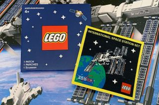 Lego releases International Space Station, offers bonus space patch