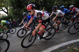 Marc Hirschi (UAE Team Emirates) at Giro del Veneto