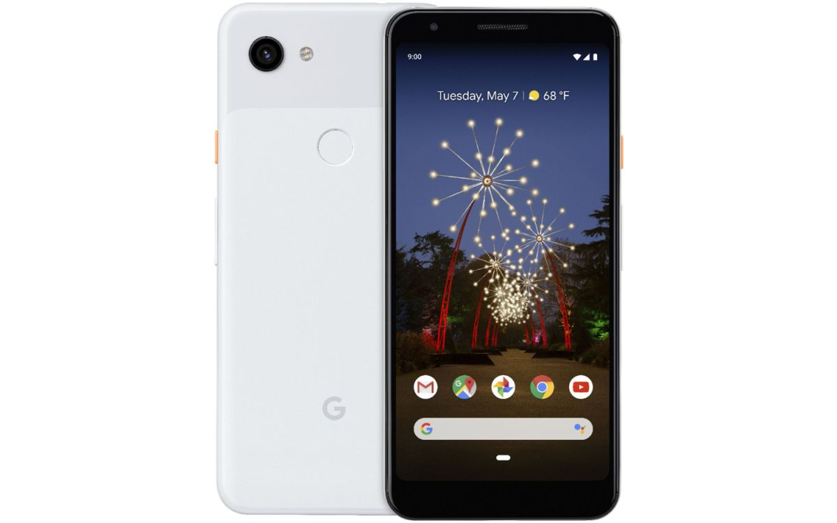 Pixel 3a Leak Shows Final Design, And It's Not Terrible