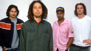 Rage Against The Machine in 1999