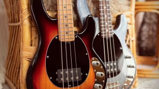 Ernie Ball Music Man has introduced the Short Scale StingRay bass