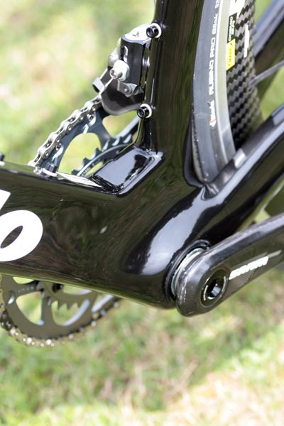 Cervelo S5 bottom bracket