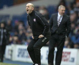 Soccer – Scottish League One – Rangers v Arbroath – Ibrox