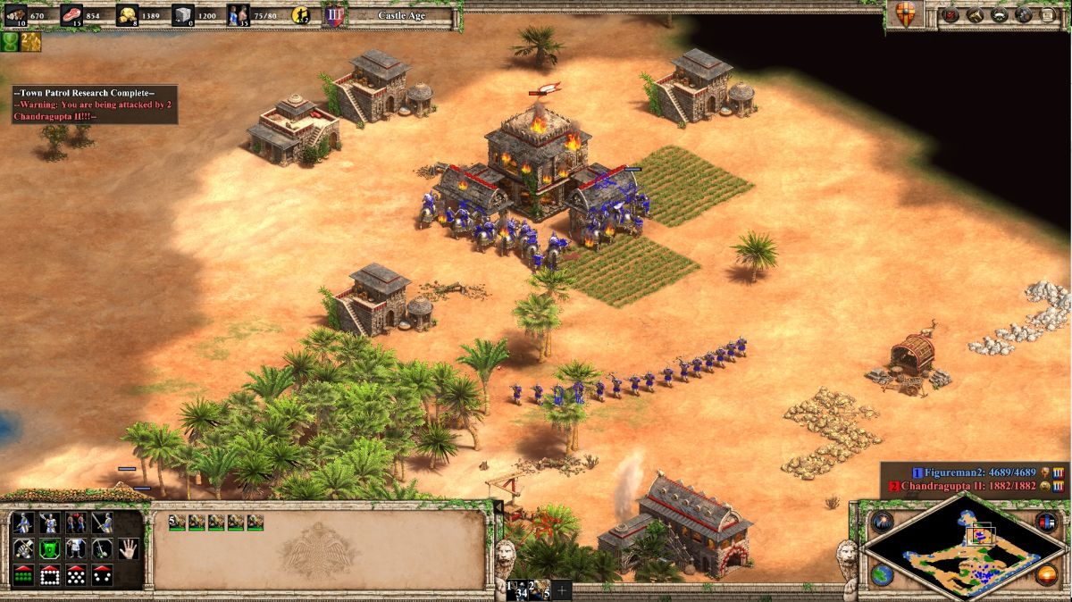 Which Age of Empires II Civilization Is the Best?   Laptop Mag