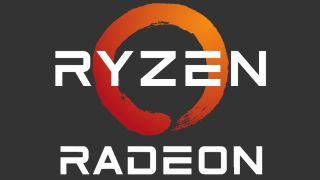 AMD Ryzen and Radeon Logos