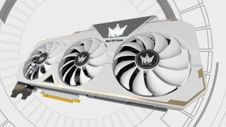 Galax RTX 2080 Ti Hall Of Fame Edition