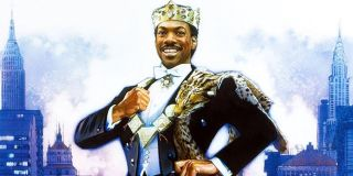 The Poster for Coming to America