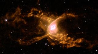 red spider nebula