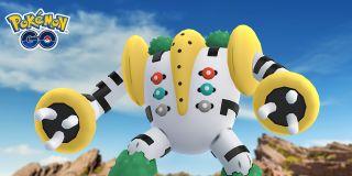Pokemon Go Regigigas A Colossal Discovery