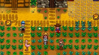 Stardew Valley on Nintendo Switch now has multiplayer for co