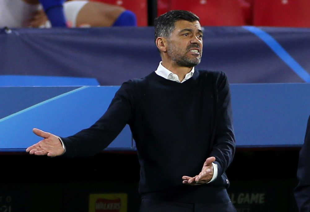 Liverpool have weaknesses too – Sergio Conceicao