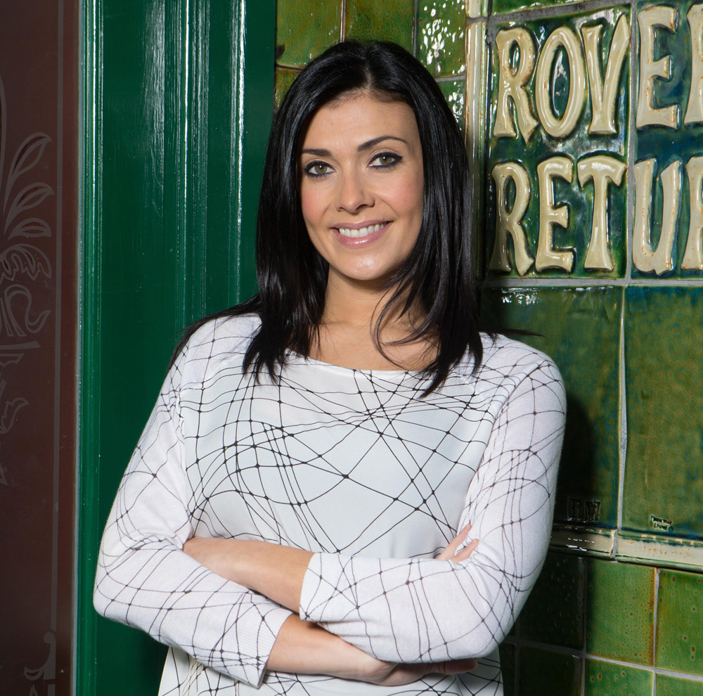 Corrie's Kym Marsh: 'Michelle Is Treading Softly With