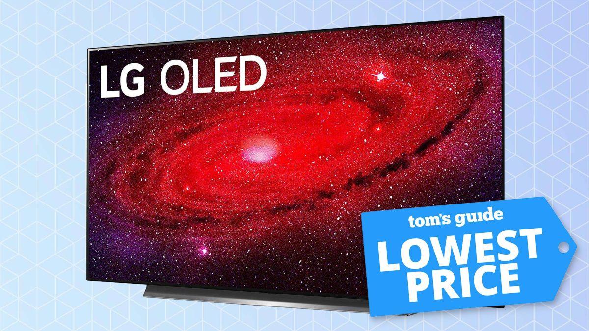 Oferta de Black Friday TV: LG OLED TV acaba de alcanzar el precio más bajo de la historia