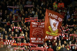 Soccer – UEFA Europa League – Group B – Liverpool v Rubin Kazan – Anfield