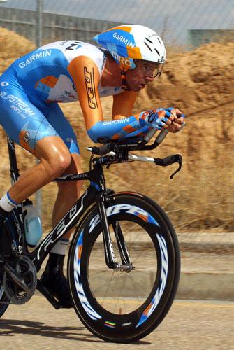 David Millar, Vuelta a Espana 2009, stage 20
